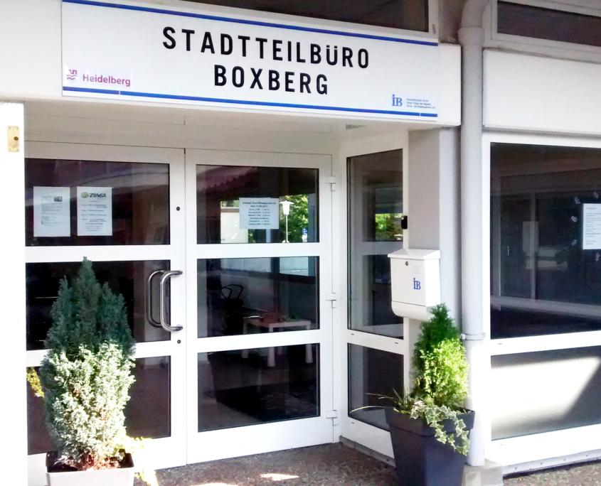 Stadtteilbüro Boxberg